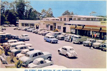 Old Lae Photos | Lae Chamber of Commerce