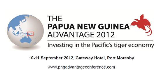 The Papua New Guinea Advantage 2012 conference