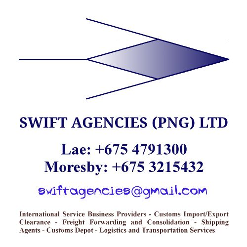 Swift Agencies (PNG) Logo