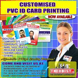 Theodist Printing Dept