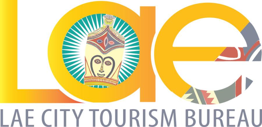Lae City Tourism Bureau Logo